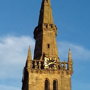 Cupar Old Tower